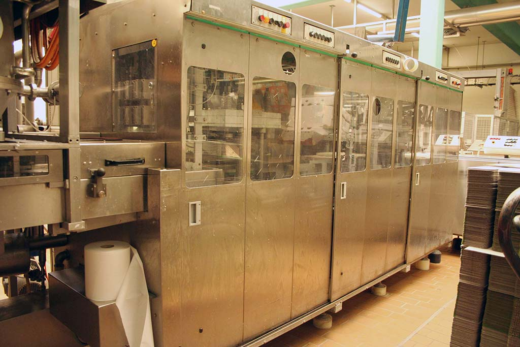 Thermoform, Fill and Seal Line Illig FS 32 Image-1
