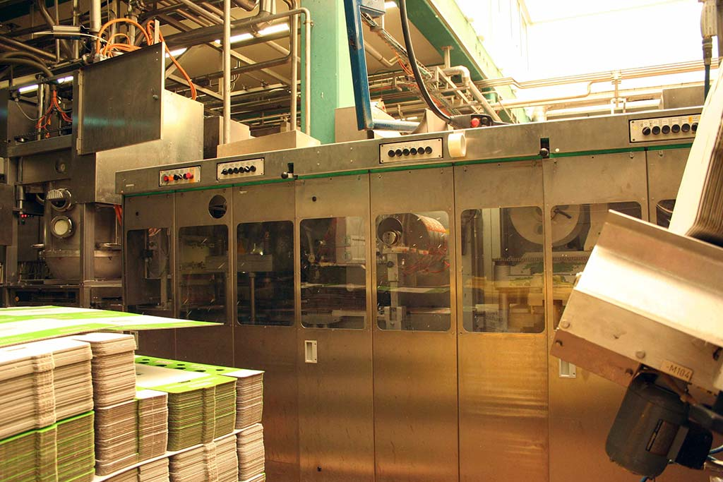 Thermoform, Fill and Seal Line Illig FS 32 Image-2
