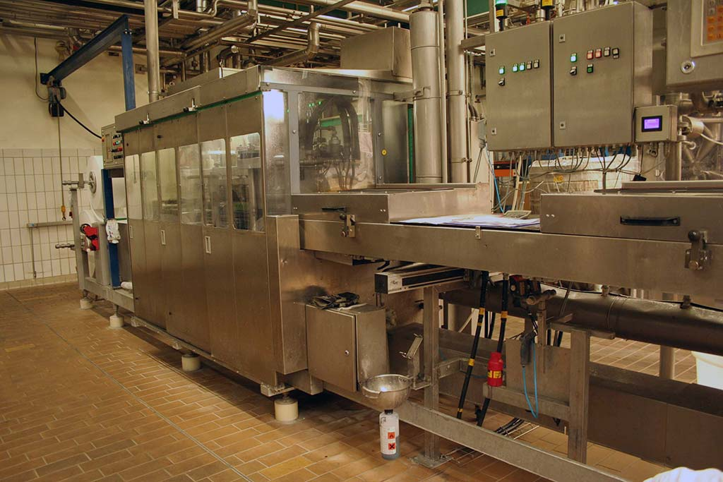Thermoform, Fill and Seal Line Illig FS 32 Image-3