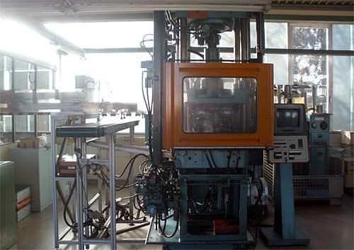 Two-Components Injection Moulding Machines Klöckner