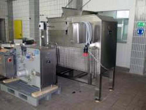 Cheese Cube Machine Holac AUT 30 CM Image-1