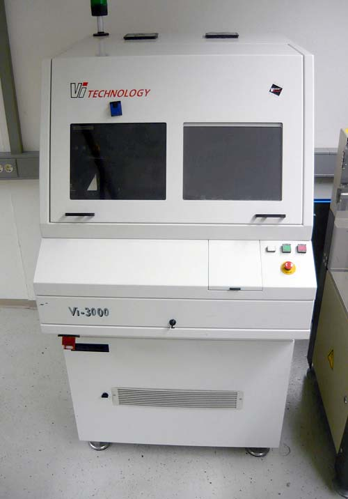 SMT Inspection System Vi Technology VI-3000 AOI Image-1