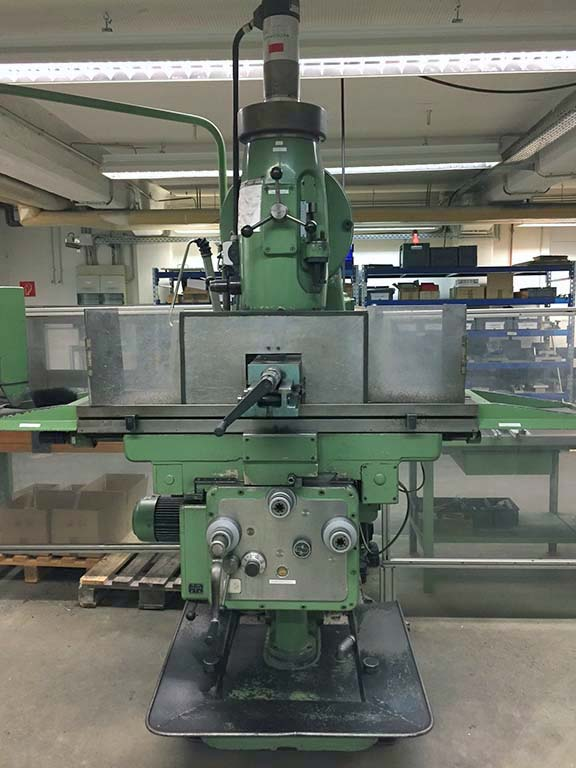 Milling Machine Union SF 5 Image-1