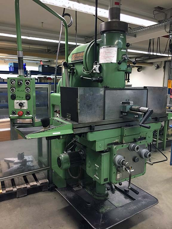Milling Machine Union SF 5 Image-2