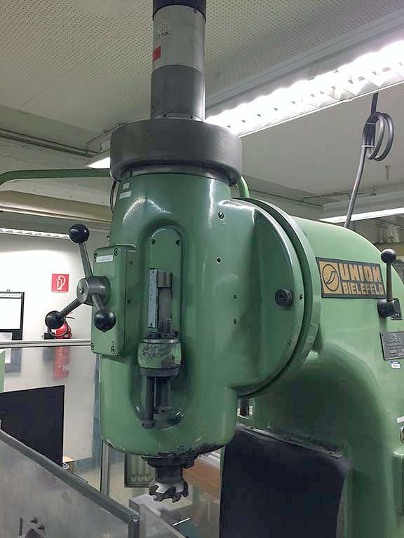 Milling Machine Union SF 5 Image-3