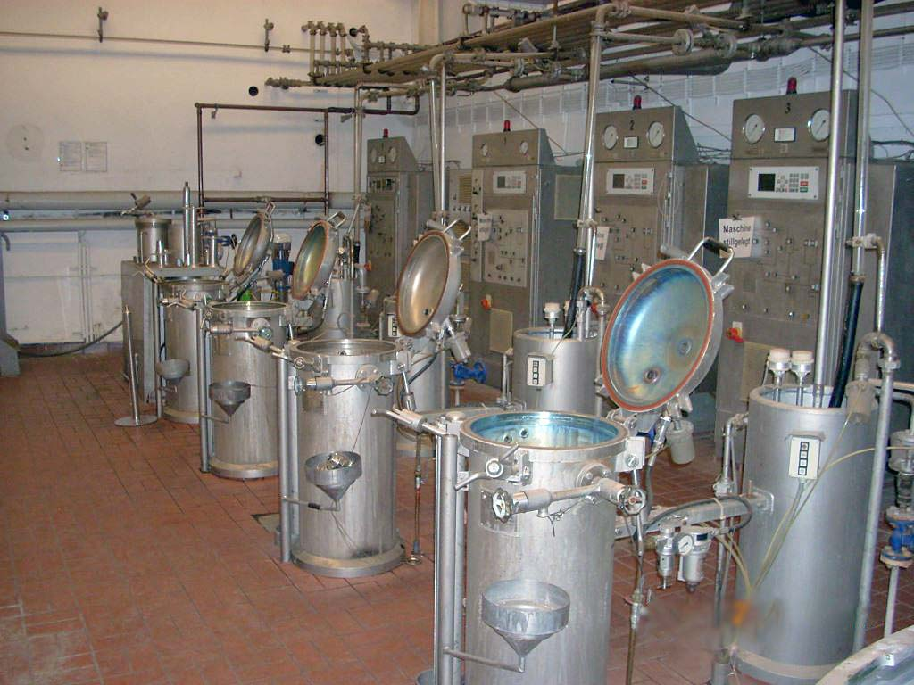 Yarn Dyeing Machines KRANTZ, THEN, THIES, SCHIRM, HERRIG Image-1