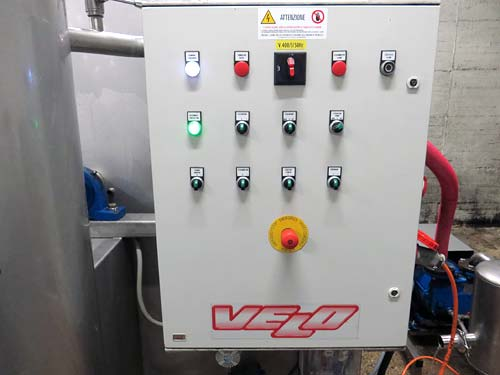 Vacuum Rotary Filter Velo FRP10 Image-6