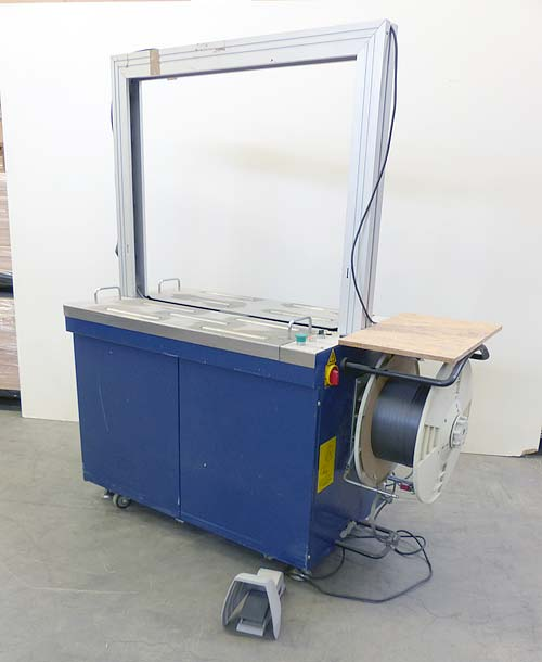 Strapping Machine Cyklop CX 89 II Image-1