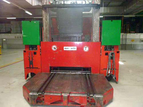 Tool Changing Cart Mafi Irion Image-2