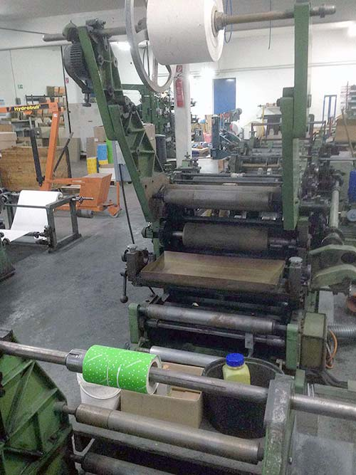 Carrier Bag Machine HONCO GF Image-2