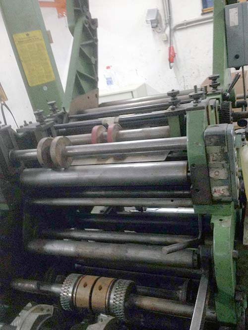 Carrier Bag Machine HONCO GF Image-4