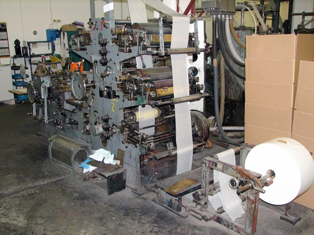 Flat Bag Machine F&K Perfekt Image-1