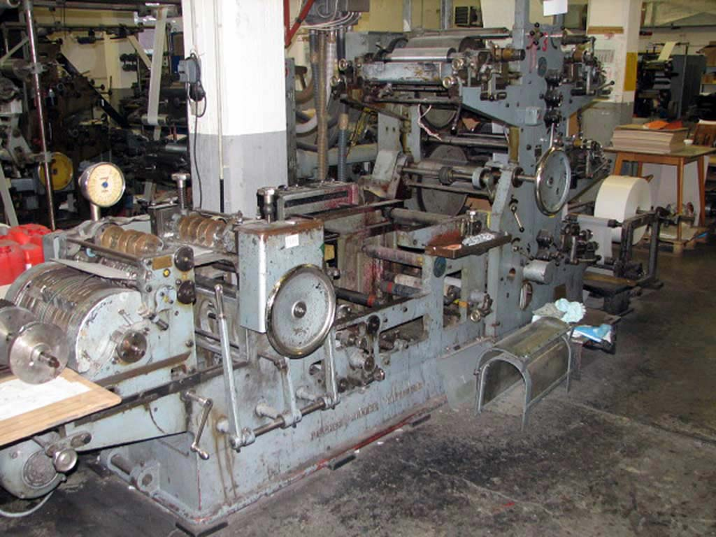 Flat Bag Machine F&K Perfekt Image-2