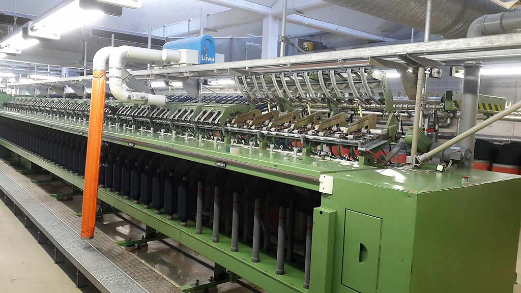 aurora textile case study zinser