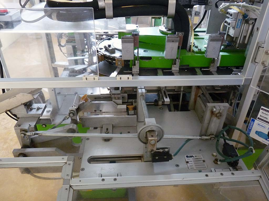Carton Errecting and Closing Machine O.A.M Bologna AV49 Image-2