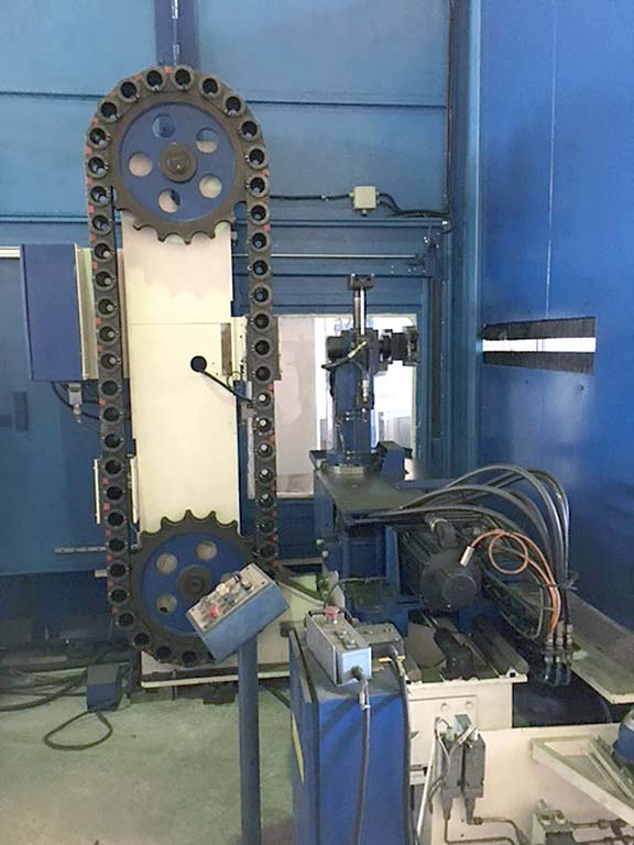 Milling Machine FOREST-LINE Flexiax 410 Image-2