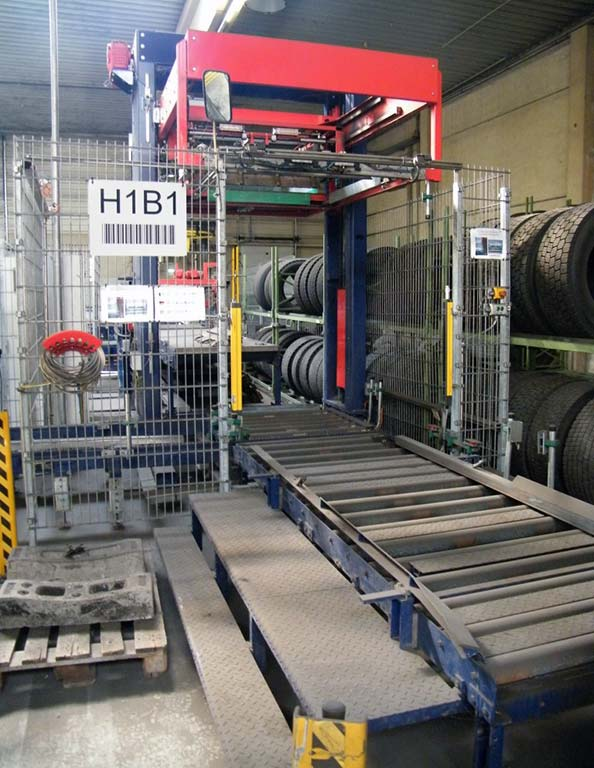 Pallet Transport and Packaging System DWD, KÖNIG Image-2