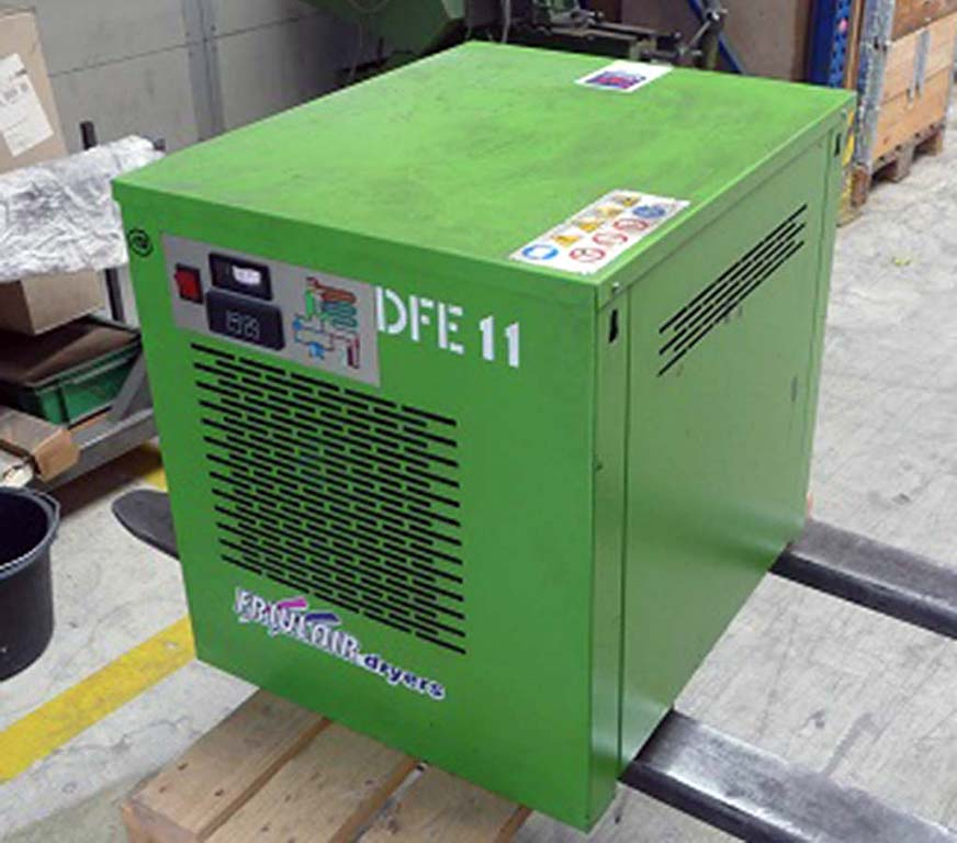 Refrigeration Dryer FRIULAIR DFE 11 Image-2