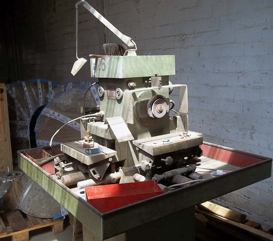 Tool Grinding Machine REMA ST 15/175 Image-1