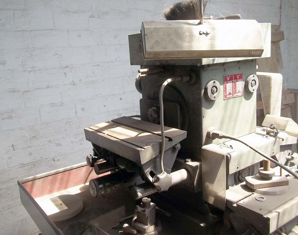 Tool Grinding Machine REMA ST 15/175 Image-3