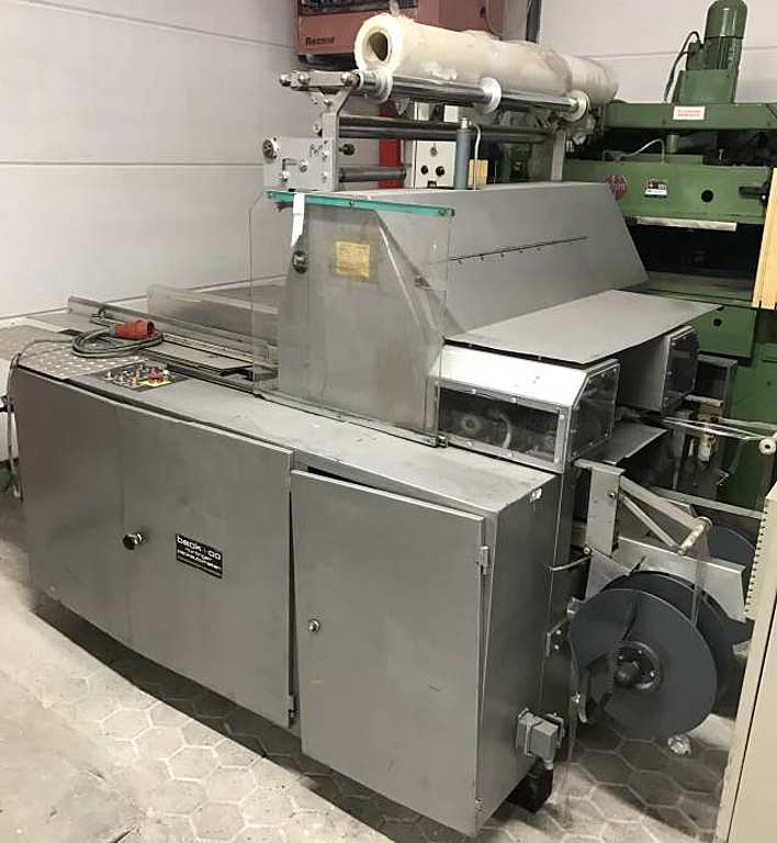 Film Wrapping Machine Beck S3358 Image-1