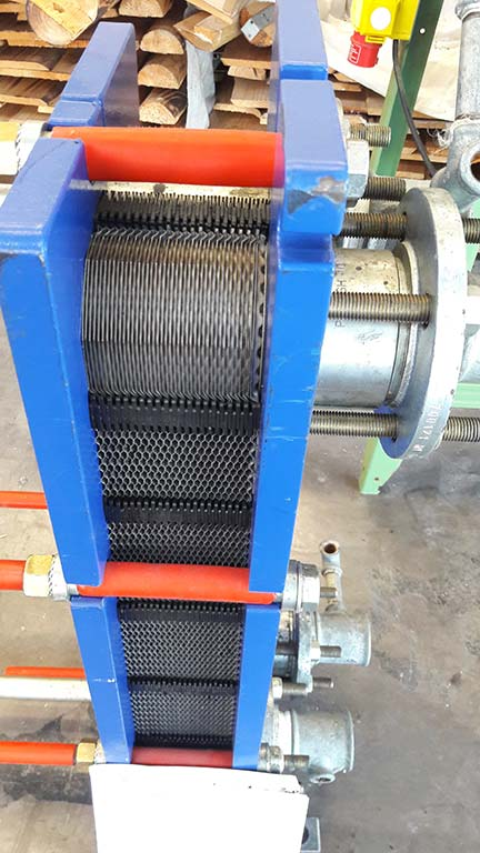 Gasketed Plate Heat Exchanger ALFA LAVAL M6 FG Image-2