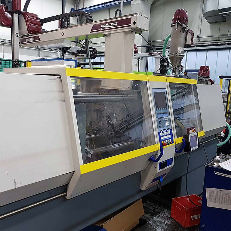 Injection Moulding Machine BATTENFELD BA 1000/200 CDC Image-1