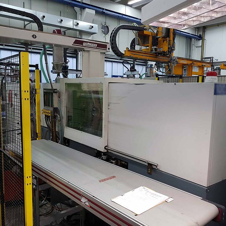Injection Moulding Machine BATTENFELD BA 1000/200 CDC Image-3