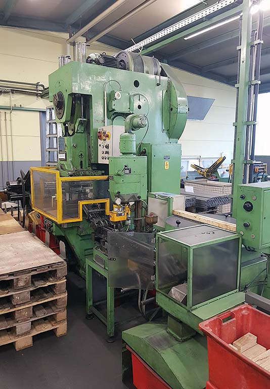 Single Column Press WEINGARTEN ARS 100 Image-1