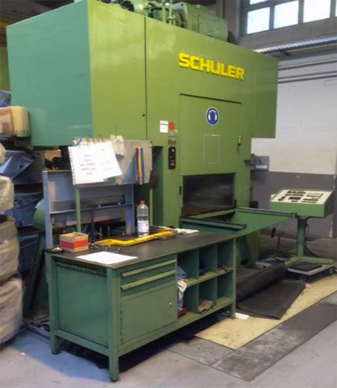 Two Column High Speed Press SCHULER A2-80 Image-1