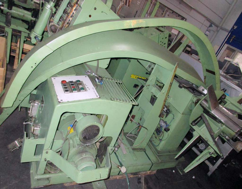 Two Column High Speed Press SCHULER A2-80 Image-2