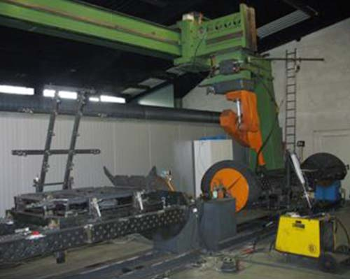 Welding Robot CLOOS ROMAT 310 used