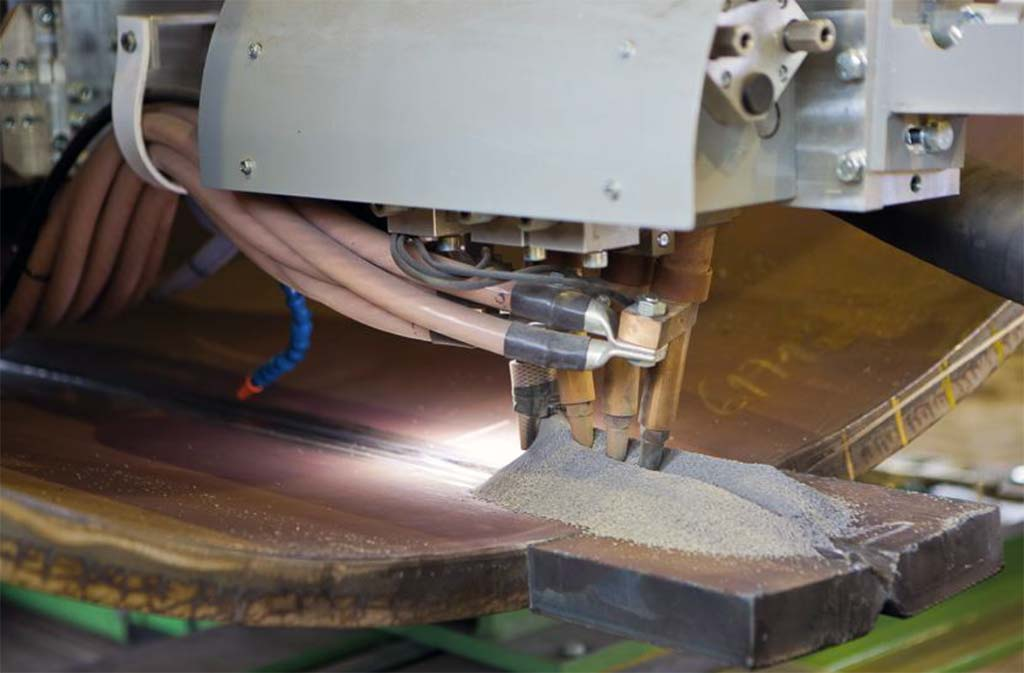 Submerged Arc Welding System UHRHAN & SCHWILL Image-2