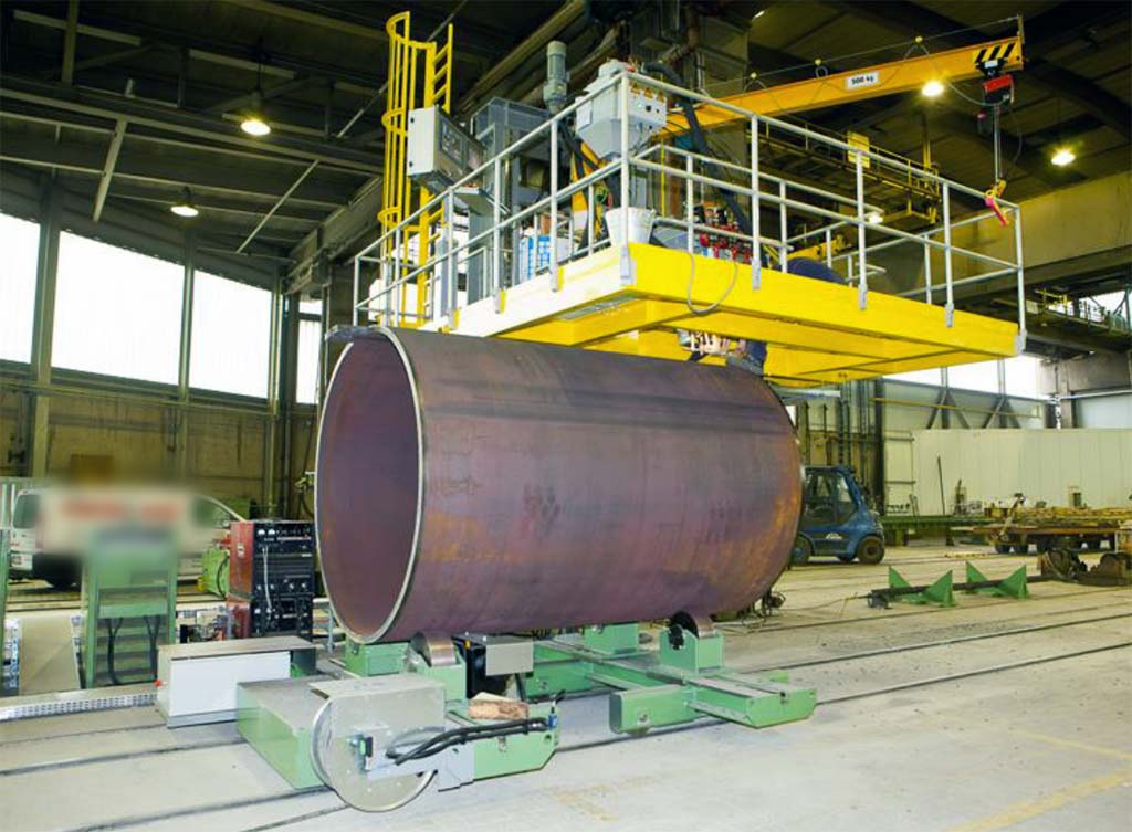 Submerged Arc Welding System UHRHAN & SCHWILL Image-3