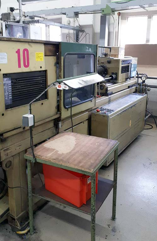 Injection Moulding Machine TRUSIOMA KuASY 400/100-19 Image-1