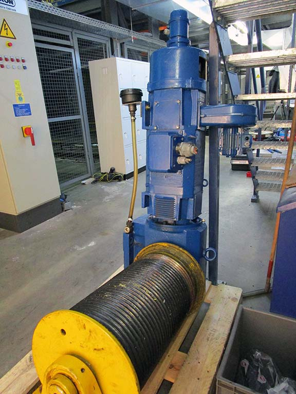 Traction and Lifting Motors SEW-EURODRIVE Image-4