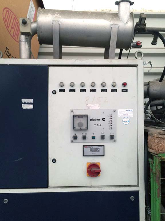 Granules Dryer COLORTRONIC T 342 Image-1