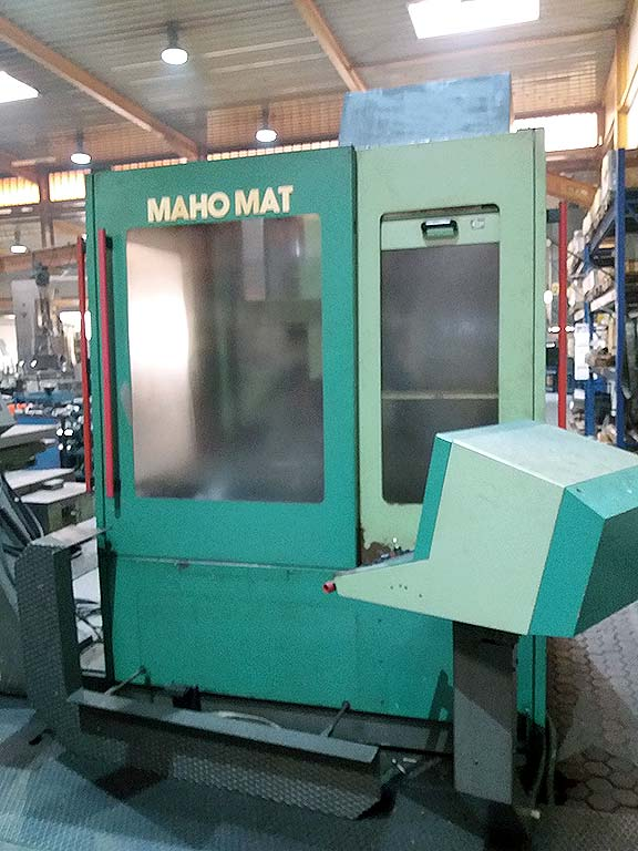 Vertical Machining Center DECKEL MAHO MAHO MAT Image-1