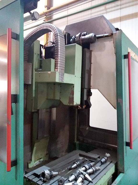 Vertical Machining Center DECKEL MAHO MAHO MAT Image-2