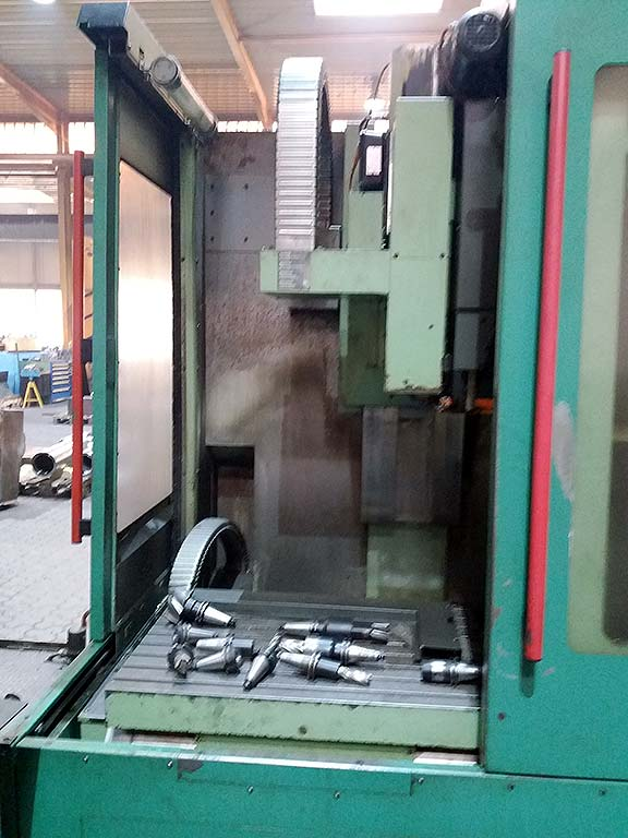 Vertical Machining Center DECKEL MAHO MAHO MAT Image-3