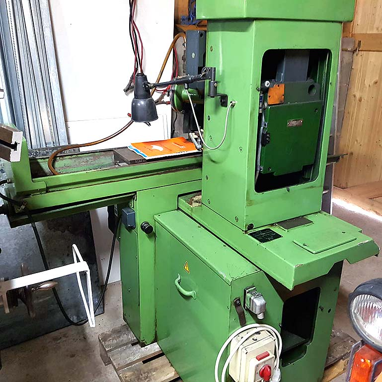 Surface Grinding Machine GERH 10 Image-1