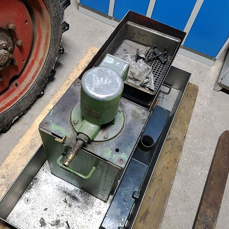 Surface Grinding Machine GERH 10 Image-4