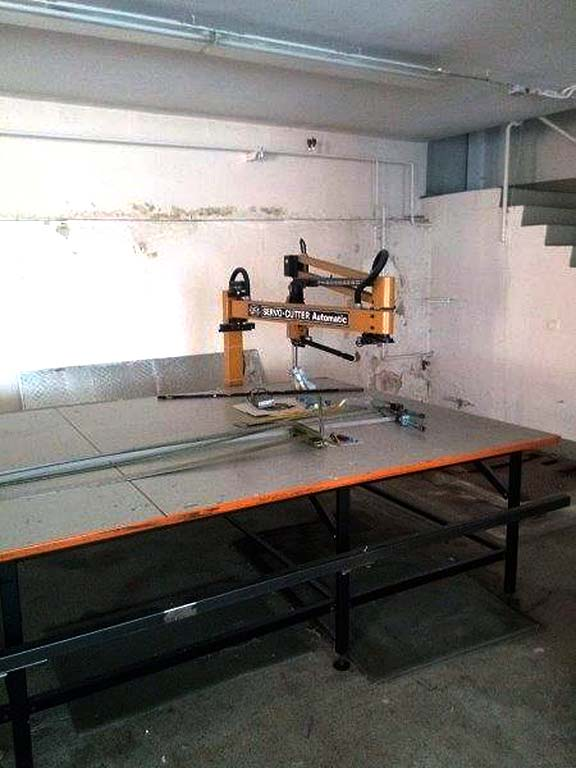 Cutting Machine KURIS SERVO-CUTTER Automatic Image-1