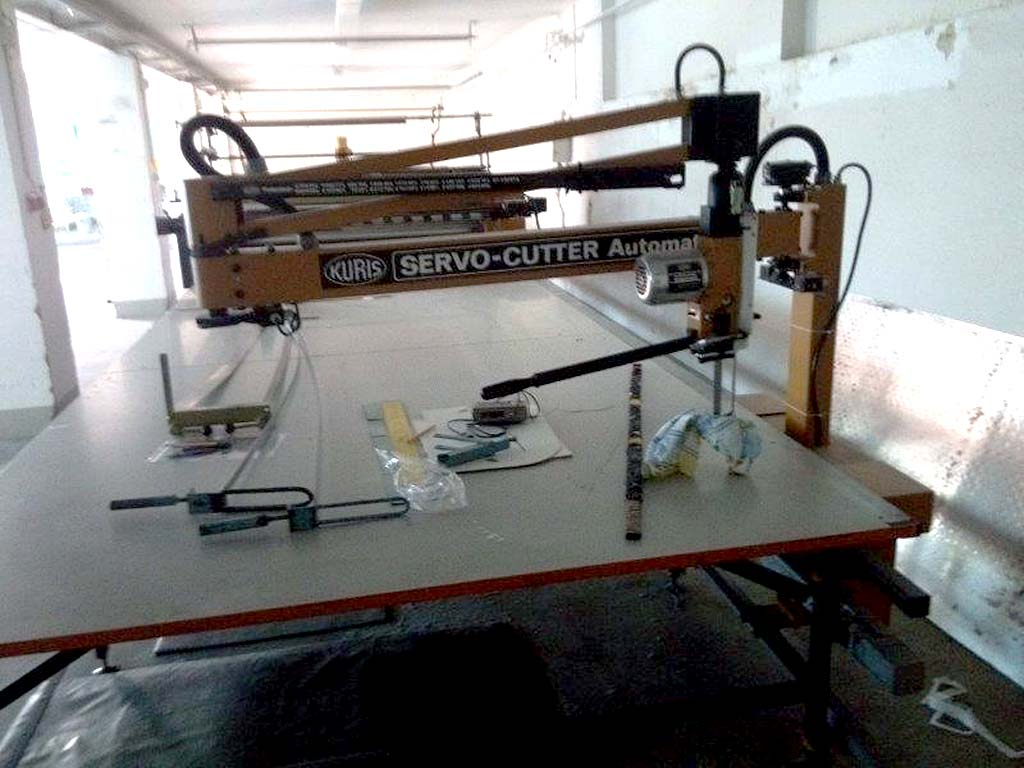 Cutting Machine KURIS SERVO-CUTTER Automatic Image-2