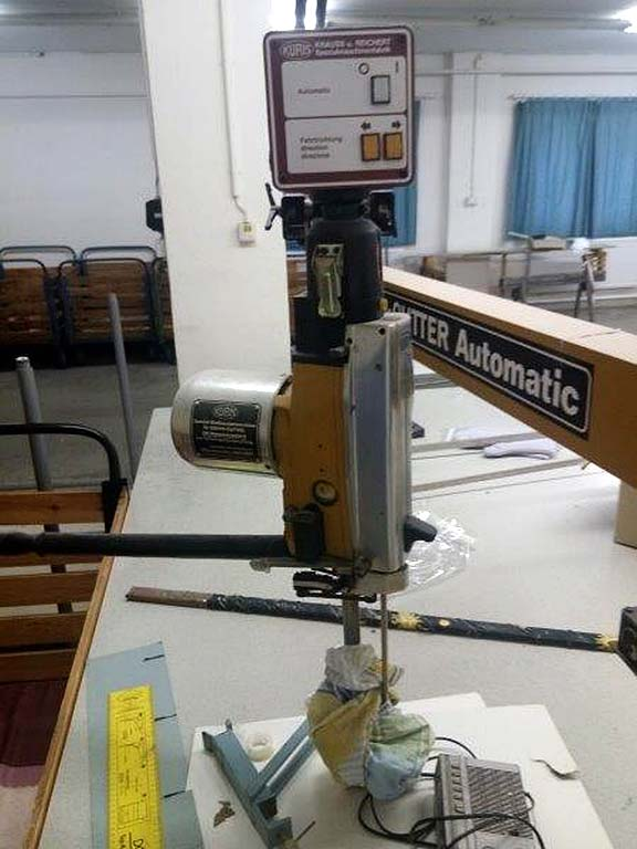 Cutting Machine KURIS SERVO-CUTTER Automatic Image-4