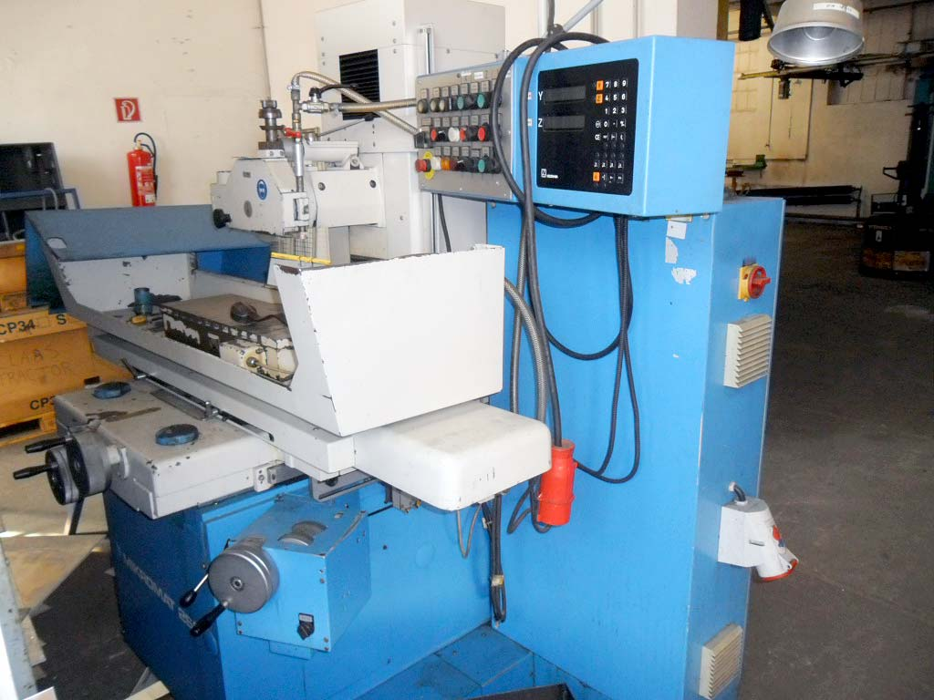 Surface Grinding Machine MIKROMAT SFW 200x600 PA2 Image-1