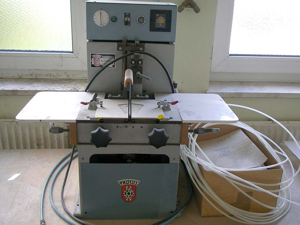 Electro-Pneumatic Crease Folder PROTOS 1653 26 Image-1