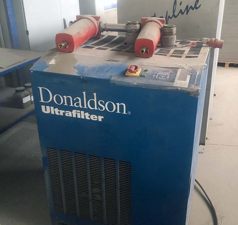 Refrigeration Dryer DONALDSON Ultrafilter SD 1175 AP Image-1