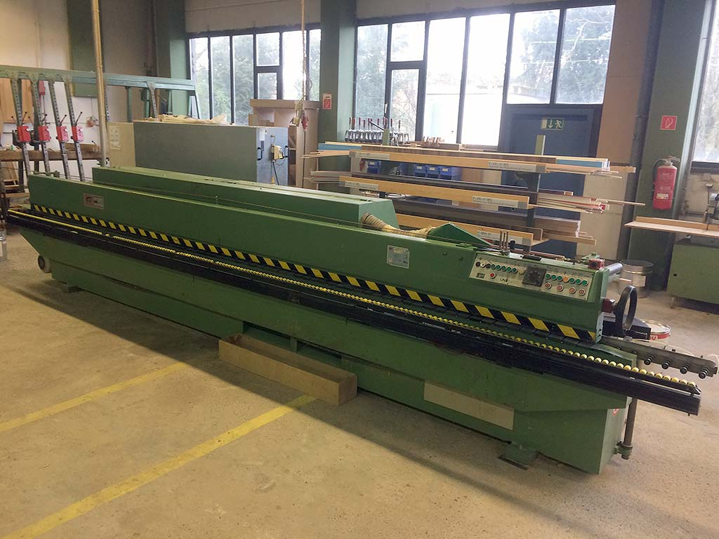 Edge Banding Machine OTT U 206 Image-1