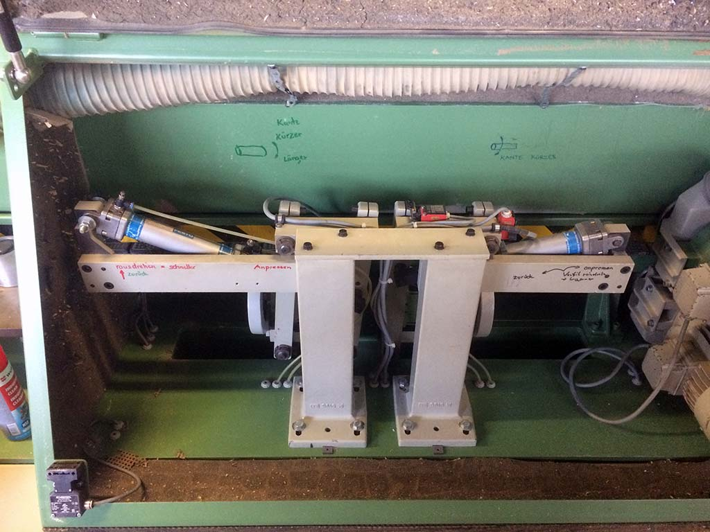 Edge Banding Machine OTT U 206 Image-4